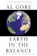 Earth in the Balance: Ecology and the Human Spirit de Go... | Livre | d'occasion