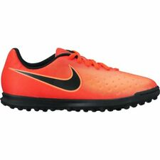 Nike Niño ' Jr. Magista Ola II (TF) Zapatillas Astro Turf - TOTAL Carmesí