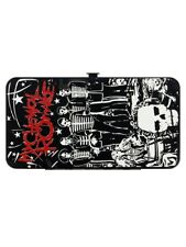 My Chemical Romance Dead Parade Hinged Black Wallet