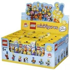 SELECT ANY LEGO Minifigures The Simpsons Series 2 71009 NEW SEALED PACKET