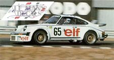 Calcas Porsche 934 Le Mans 1976 65 1:32 1:43 1:24 1:18 1:64 1:87 decals