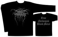 DARKTHRONE 'True NORWEGIAN BLACK METAL 'Long Sleeve Shirt - Nuevo y Oficial