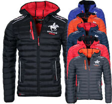 Geographical Norway giacca invernale Uomo Trapuntata bomber a vento Bryan