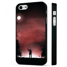 Dead Zombie Art Horror BLACK PHONE CASE COVER fits iPHONE