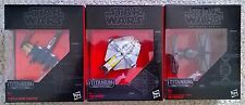 Star Wars The Black Series Titanium Edition Diecast Models - Various New In Box