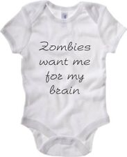 Body neonato TDM00313 zombies want me for my brain