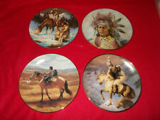 INDIAN THEME COLLECTORS PLATES VARIOUS SERIES - CHOOSE INDIVIDUAL PLATE