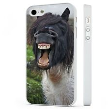 Dartmoor Pony Funny Horse WHITE PHONE CASE COVER fits iPHONE