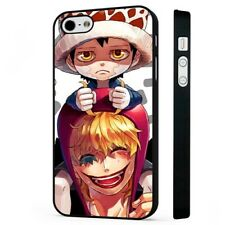 One Piece Corazon Anime Manga BLACK PHONE CASE COVER fits iPHONE
