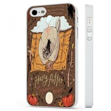 Harry Potter Prisioner Of Azkaban WHITE PHONE CASE COVER fits iPHONE