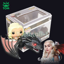 Funko Pop Game Of Thrones Rides Daenerys And Drogon Action Figure Toy KidsToys