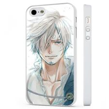 One Piece Sanji Anime Manga Art WHITE PHONE CASE COVER fits iPHONE