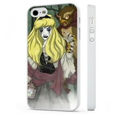 Sleeping Beauty Horror Disney WHITE PHONE CASE COVER fits iPHONE