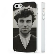 Young Charlie Chaplin WHITE PHONE CASE COVER fits iPHONE