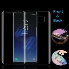 Full Screen Curved PET Screen Protector Cover Samsung Galaxy S8, S8 Plus, Note 8