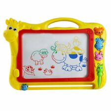 Educational Toys Magnetic Writing Painting Drawing Board Erasable Sketching Pad