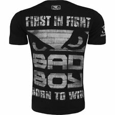 T-Shirt Bad Boy Bricks - Limited Edition Homme MMA Fitness Training