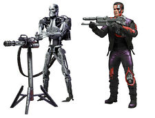 "Terminator T800 - 7"" Scale Figure + Accessories - SOLD OUT - NECA"