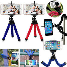 Mini Mobile Tripod Rotatable Stand Selfie Holder For Digital Camera iPhone Phone