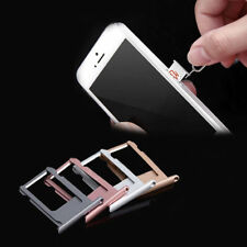 SIM Card Tray Slot Holder Repalcement for iPhone 6s Plus 4 Colors