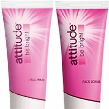 Amway Attitude Be Bright Face Scrub + Face Wash (100 ml each)