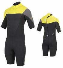 Jobe PERTH Shorty 3/2mm TRAJE NEOPRENO NEOPRENO Wetsuit Kite Surf Traje Amarillo