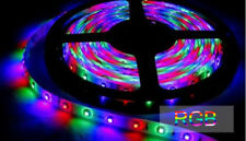5M/10M 5050 SMD 300/600 LEDs Waterproof RGB color changing Flexible Strip Light
