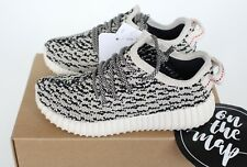 Adidas Yeezy Boost 350 Infant Kids Turtle Dove White BB5354 UK 8.5 9 K US New