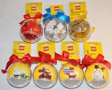 LEGO CHRISTMAS TREE BAUBLE DECORATIONS WIDE SELECTION GENUINE BRANDED PRODUCT