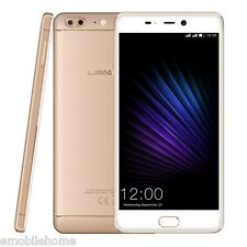 "Leagoo T5 4g Smartphone 5.5"" Ips Android 7.0 MTK Octa Core 1.5ghz 4g+64gb"