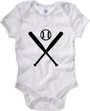 Body neonato SP0135 Two Pitchers Baseball Maglietta