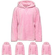 FASHION Board Angels Girls Hooded Snuggle Top Pink 5-6 Years 110cm Height Size 5