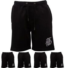 OFFERTA DFND London Boys Rickston Shorts Black 5-6 Years 110cm Height Size 5