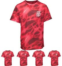 OFFERTA DFND London Boys Plasma T-Shirt Red Age 5-6 Years 110cm Height Size 5