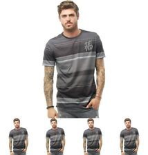OFFERTA DFND London Mens Flip T-Shirt Black X-Small Chest 34-36""