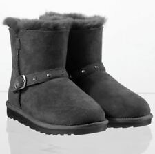 Kirkland Outdoor Signature Kids Girl Shearling Buckle Boots (3 Colours)(3 Sizes)