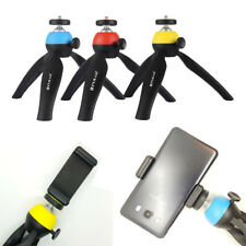 Puluz iPhone Smartphone Tripod Mount and Holder - 360 Ball Head Motion + Adapter