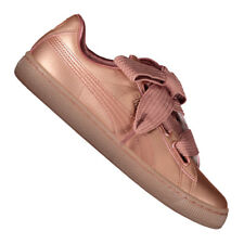 Puma Basket Heart Copper Sneaker Women's Rosa F01