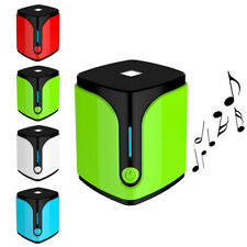 FM radio Wireless Bluetooth Speaker Support FT card with Built-in microphone WB1