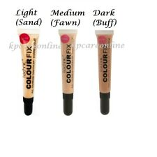 Technic Colour Fix Full Coverage Concealer Corrector - Light, Medium, Dark