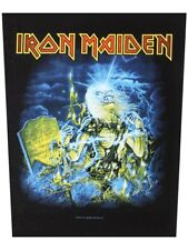Iron Maiden Live After Death Back Black Patch 29.5x36cm