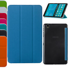 Leather Slim Folding Book Stand Case Cover For Samsung Galaxy Tab Pro 8.4 T320