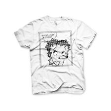 Officially Licensed  Betty Boop Comic Men's T-Shirt S-XXL Sizes