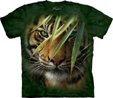 """The Mountain Kinder T-Shirt """"Emerald Forest Tiger"""""""