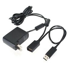 USB AC Power Supply Adapter Cable for Xbox 360 XBOX360 Kinect Camera Sensor Bar