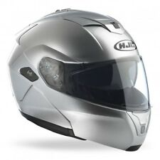 HJC Casque MODULABLE SY-MAX III GRIS CRYSTAL