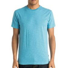 Tee-shirt Everyday Slub bleu chiné Homme Quiksilver