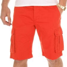 Bermuda CHICO orange Homme Crossby