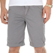 Bermuda chino TOMMY gris Homme Crossby