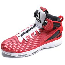Chaussures D Rose 6 Boost Rouge Basketball Homme Adidas